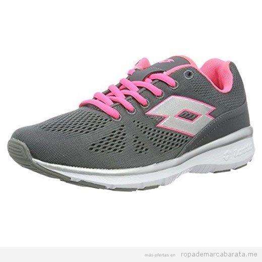 Zapatillas deportivas marca Lotto mujer