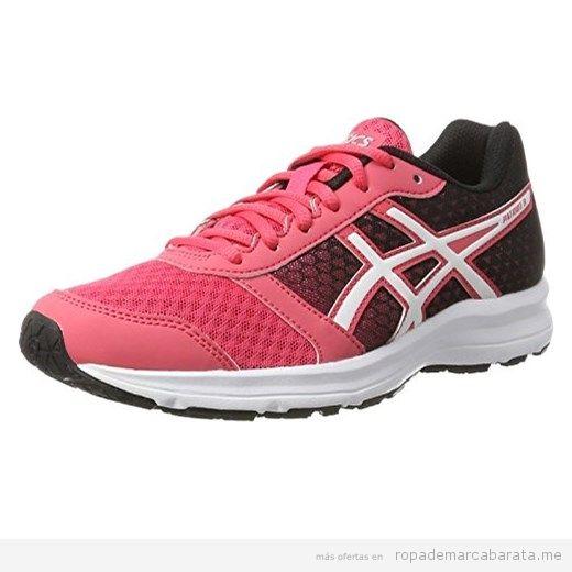 Zapatillas deportivas marca Asicsmujer