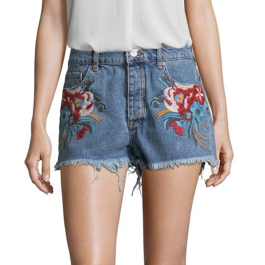 Shorts vaquero marca Bershka baratos