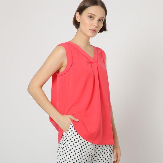 Blusa marca Cortefiel barata, outlet