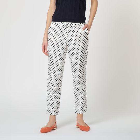 Pantalones lunares marca Cortefiel baratos, outlet