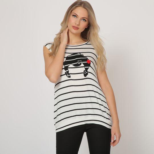 Camiseta marca Dolores Promesas barata, outlet
