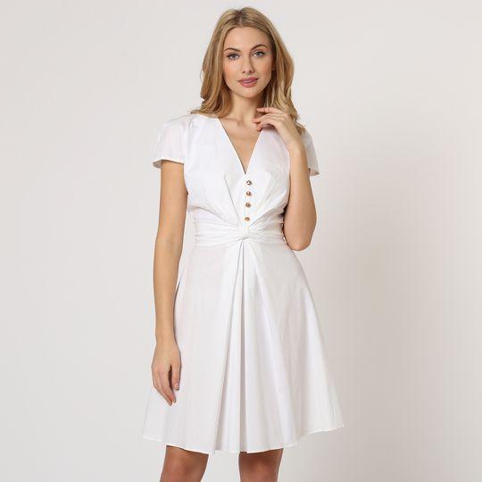 Vestido marca Dolores Promesas barato, outlet
