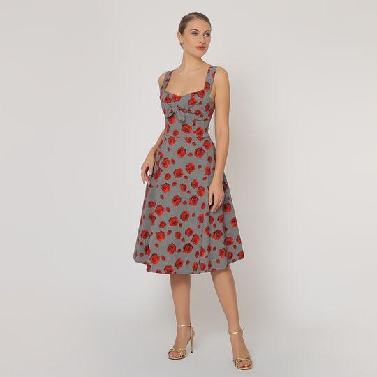 Vestido marca Dolores Promesas barato, outlet 2