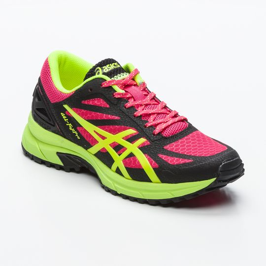 Zapatillas running mujer marca Ascis barata, outlet