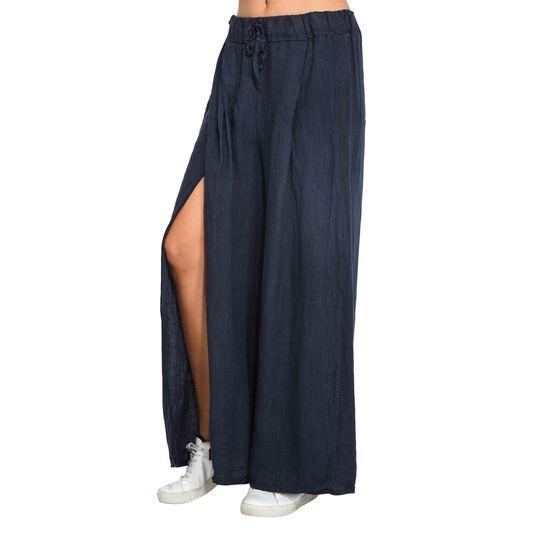 Falda de lino barata