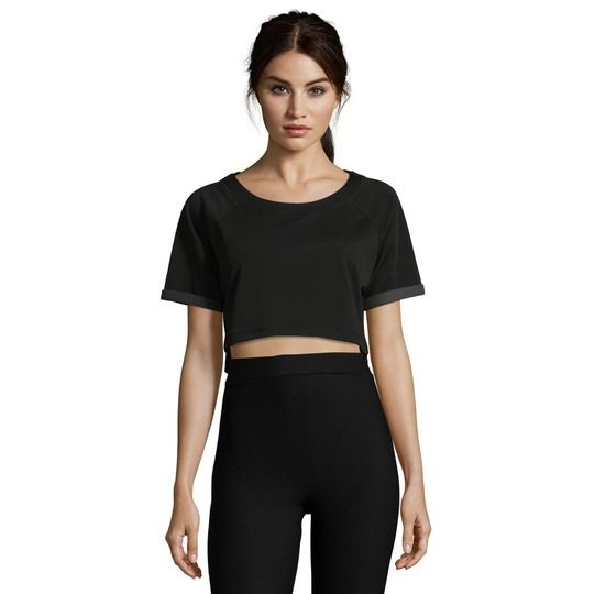 Crop top marca Asics barato, outlet
