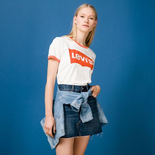 Camisetas marca Levi's baratas, outlet