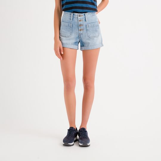 Shorts tejanos marca Levi's baratos, outlet