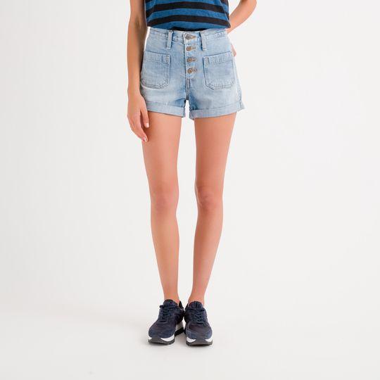 Shorts tejanos marca Levi's baratos, outlet