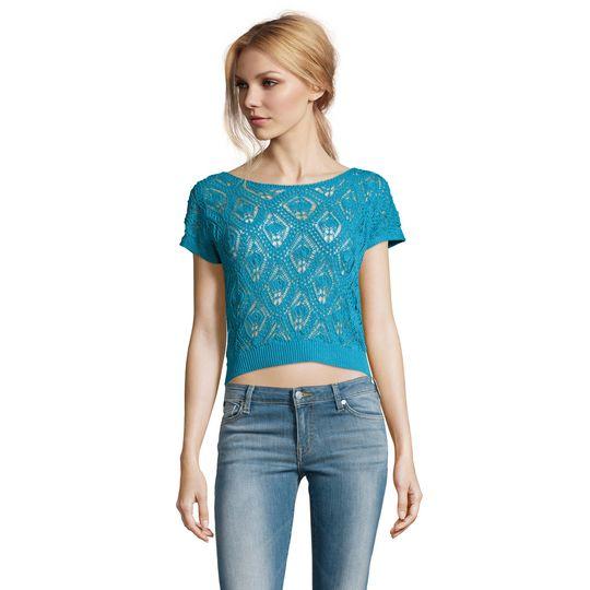 Camiseta punto marca Benetton barata, outlet