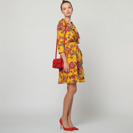 Vestido estampado marca Vero moda barato