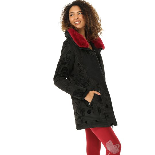 Anorak marca Desigual barato, outlet