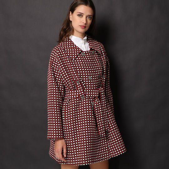 Abrigo marca Emporio Armani barato, outlet