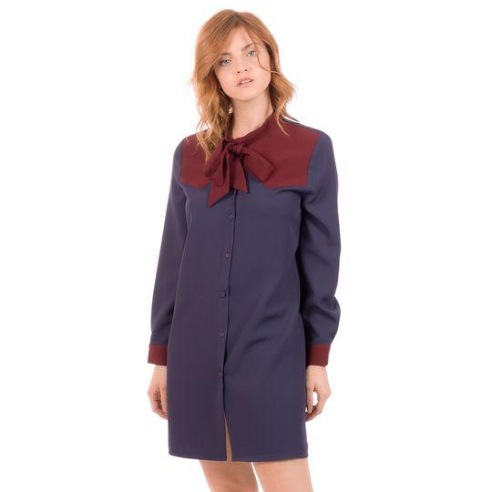 Vestido otoño marca Minueto barato