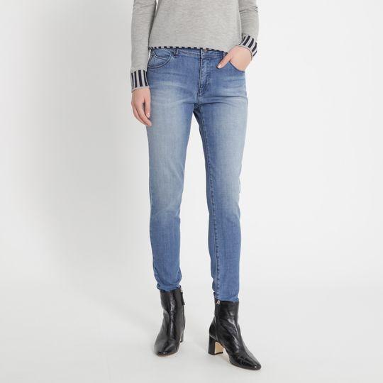 Pantalones vaqueros marca Armani Jeans corte pitillo baratos, outlet 2