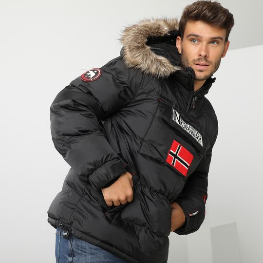 Anorak Geographical Norway rebajas