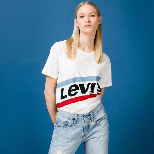 Camiseta marca Levi's barata 2