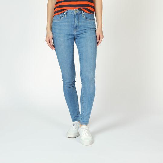 Vaqueros cintura alta marca Pepe Jeans baratos