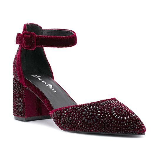 3b8dd9a7f788b Zapatos salón marca Alma en pena baratos 2