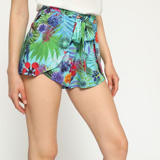 Shorts estampados marca Desigual baratos