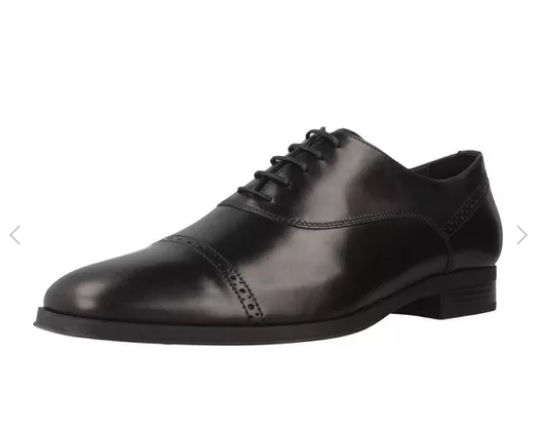 Zapatos derby marca Geox aratos