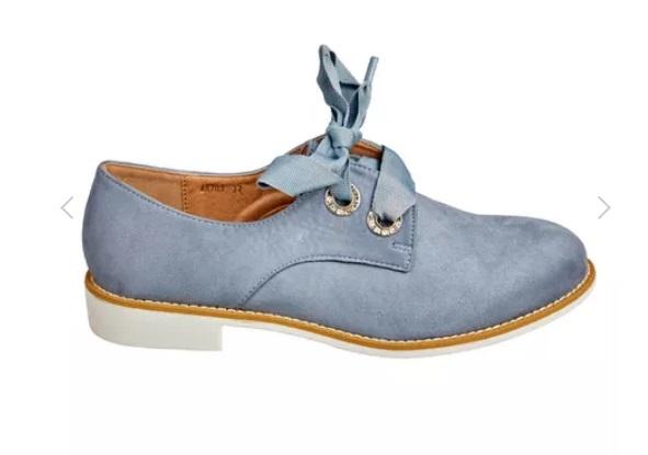 Zapatos blucher marca Suncolor baratos