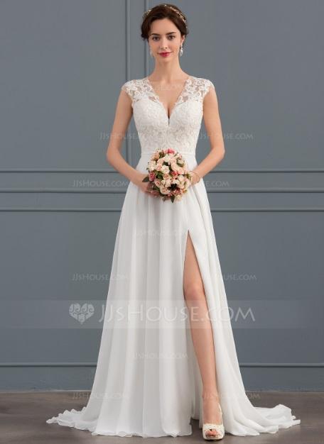 Vestido de novia barato 2