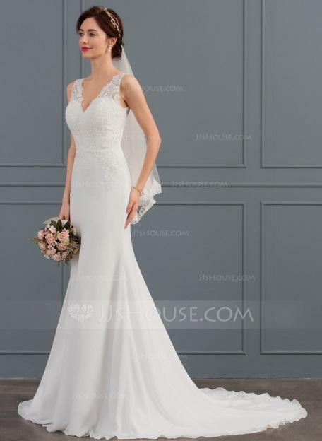 Vestido de novia barato 3