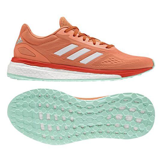 Zapatillas De Running Adidas Mujer Naranja