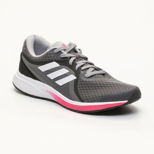 Zapatillas De Running Adidas mujer Edge Pr Bounce™ Gris Y Blanco