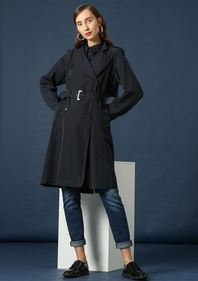 Gabardina marca Armani Jeans barata