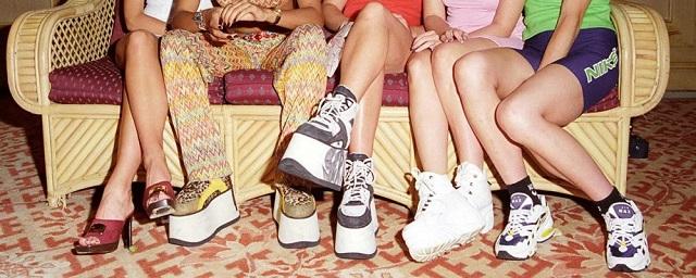 Sneakers Buffalo London Spice Girls
