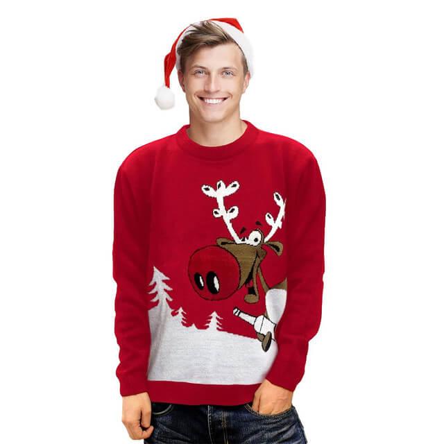 Jersey navideño reno