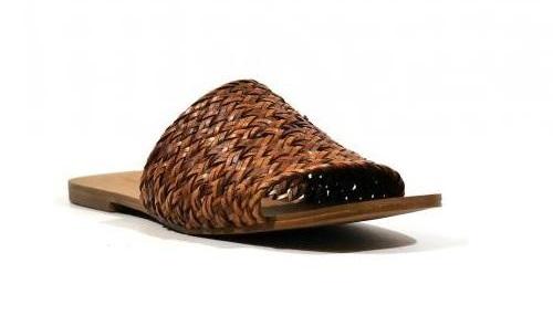 Sandalias trenzadas
